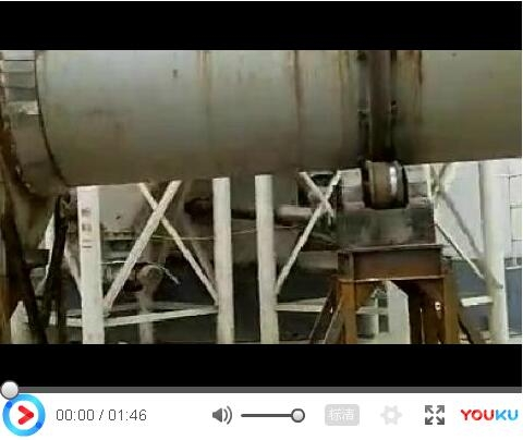 沙子烘干机视频