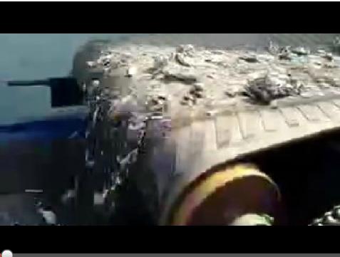 金属破碎机视频
