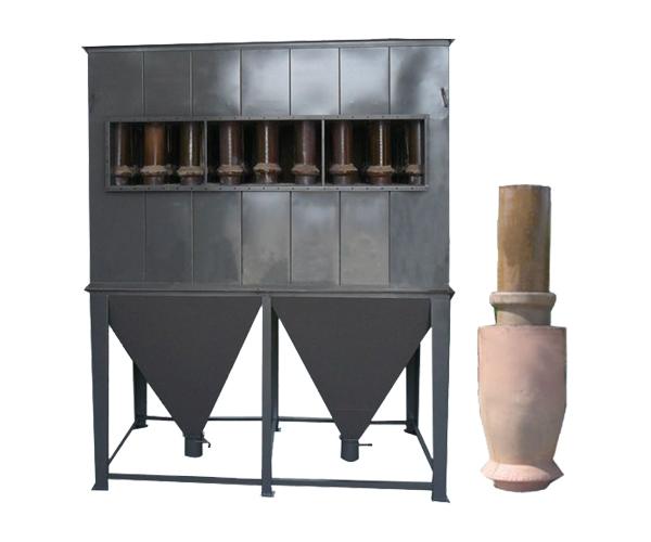 玉溪陶瓷多管除尘器