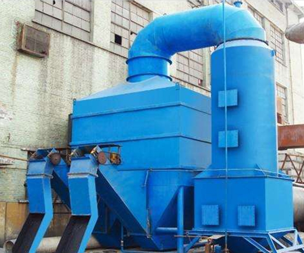 文山锅炉脱硫除尘器