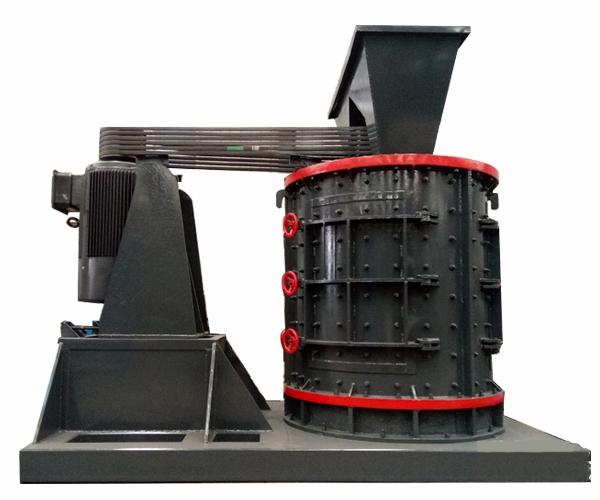 怒江立轴式制砂机